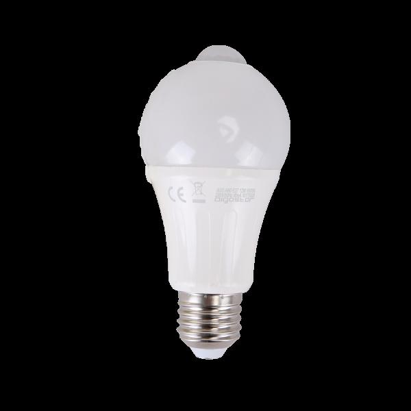 LED Big Angle Leuchtmittel E27 12W 3000K Sensor