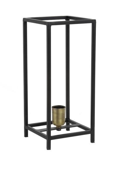Tischleuchte Marley Bronze / Schwarz