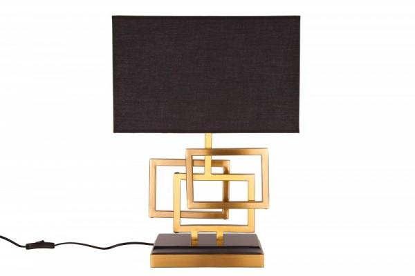 Tischleuchte Leonor Gold