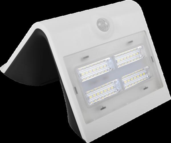 LED Solar Außenleuchte 3,2W mit Bewegungsmelder